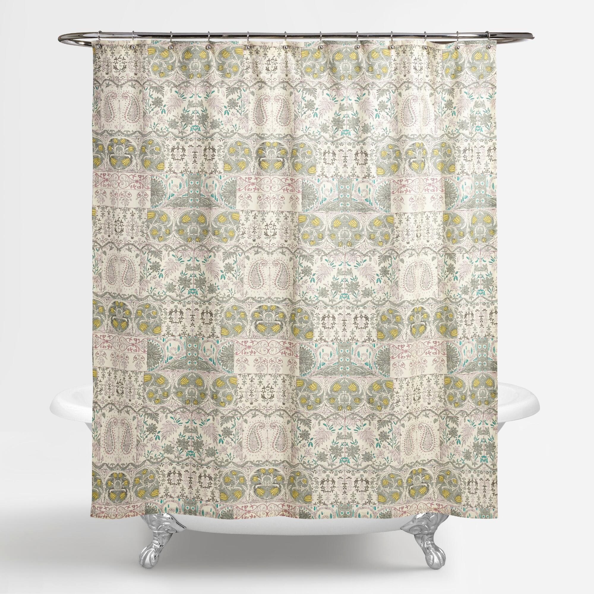 30 Awesome Travel Trailer Shower Curtain Home Furniture Ideas intended for measurements 2000 X 2000
