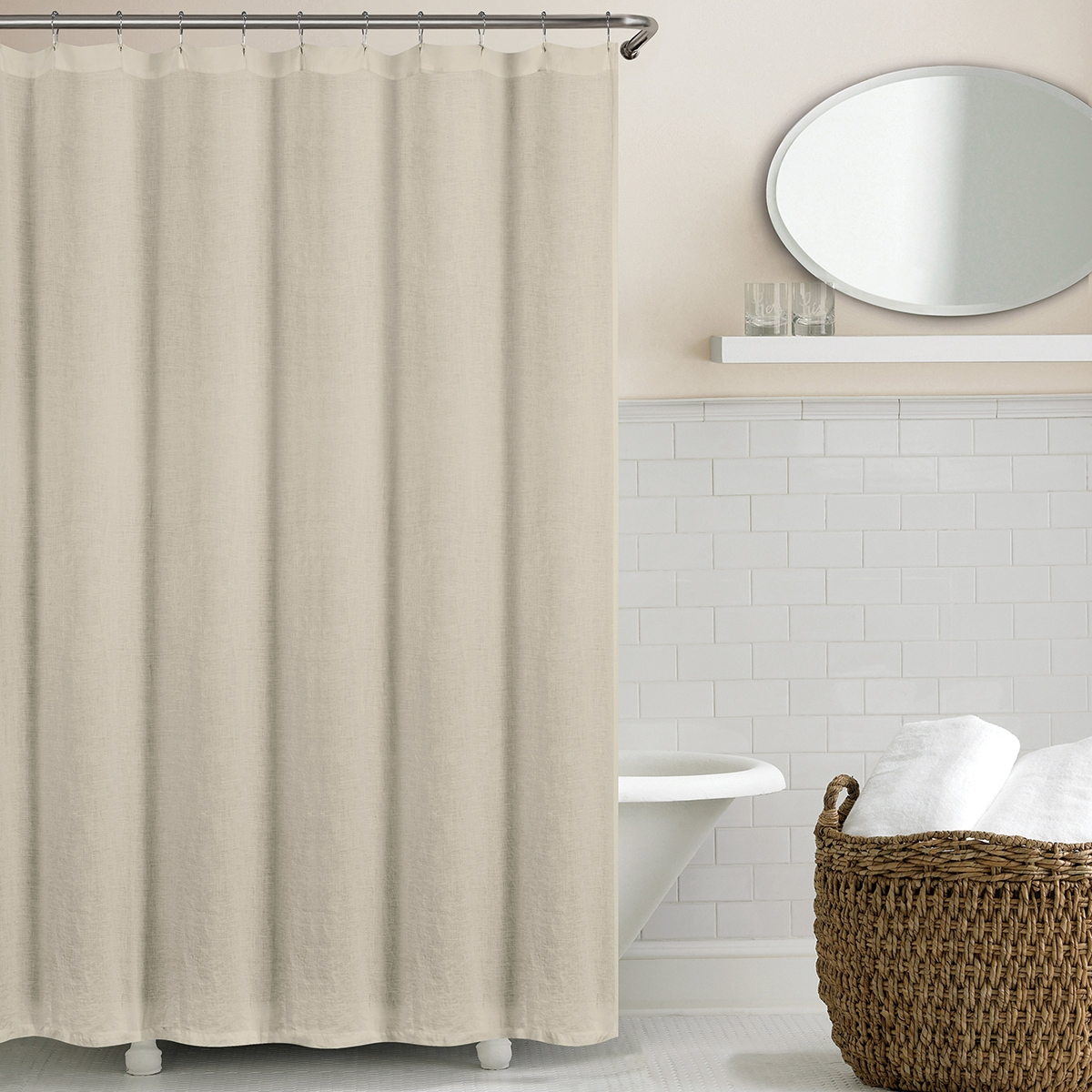Accordion Style Shower Curtain Ideas With Regard To Measurements 1200 X