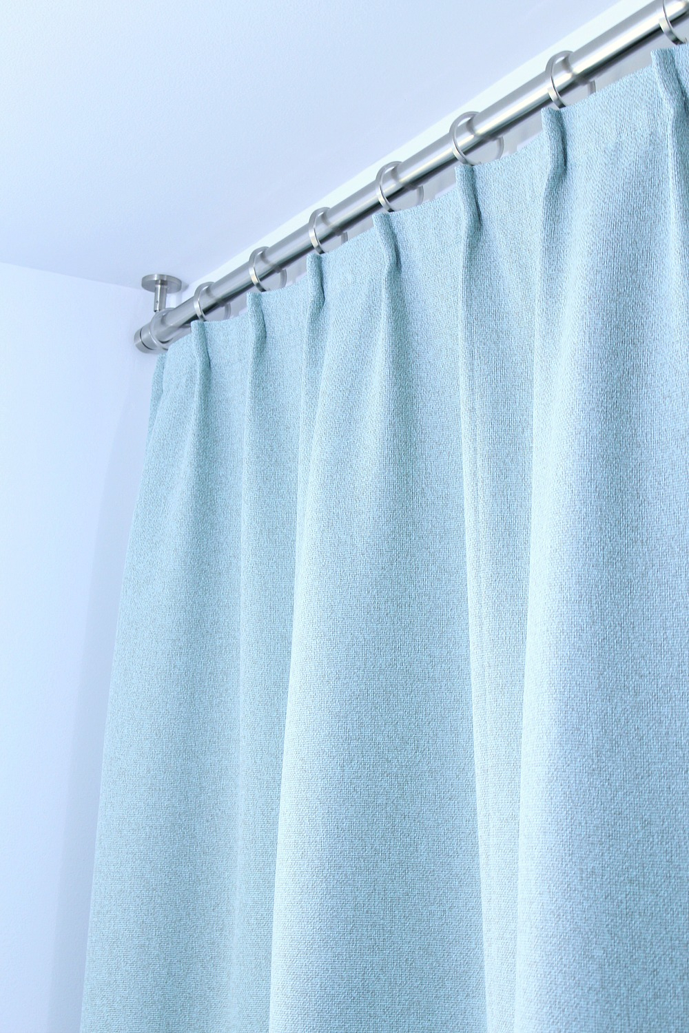 Adjustable Fixed Shower Curtain Rod • Shower Curtains Ideas