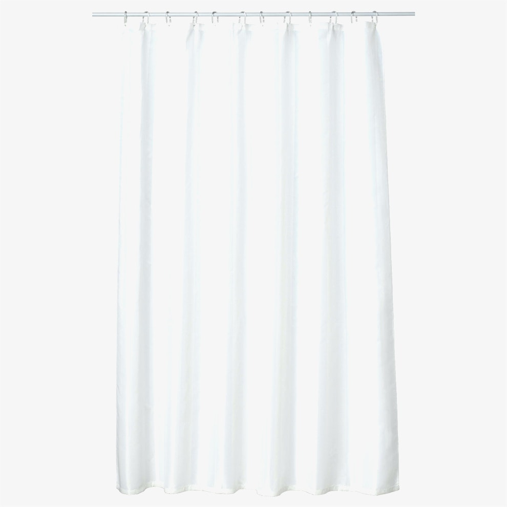 Average Length Of Shower Curtain Rod • Shower Curtains Ideas