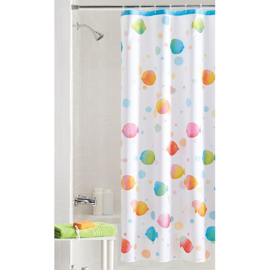 Bass Fish Shower Curtain Hooks Shower Curtain For Dimensions 943 X 943