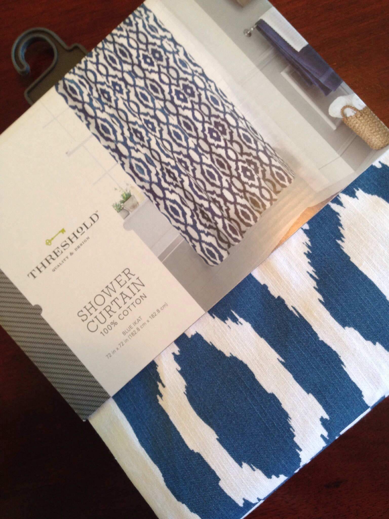 Bathroom Coral Mint Chevron Ikat Shower Curtain For Throughout Sizing 1536 X 2048
