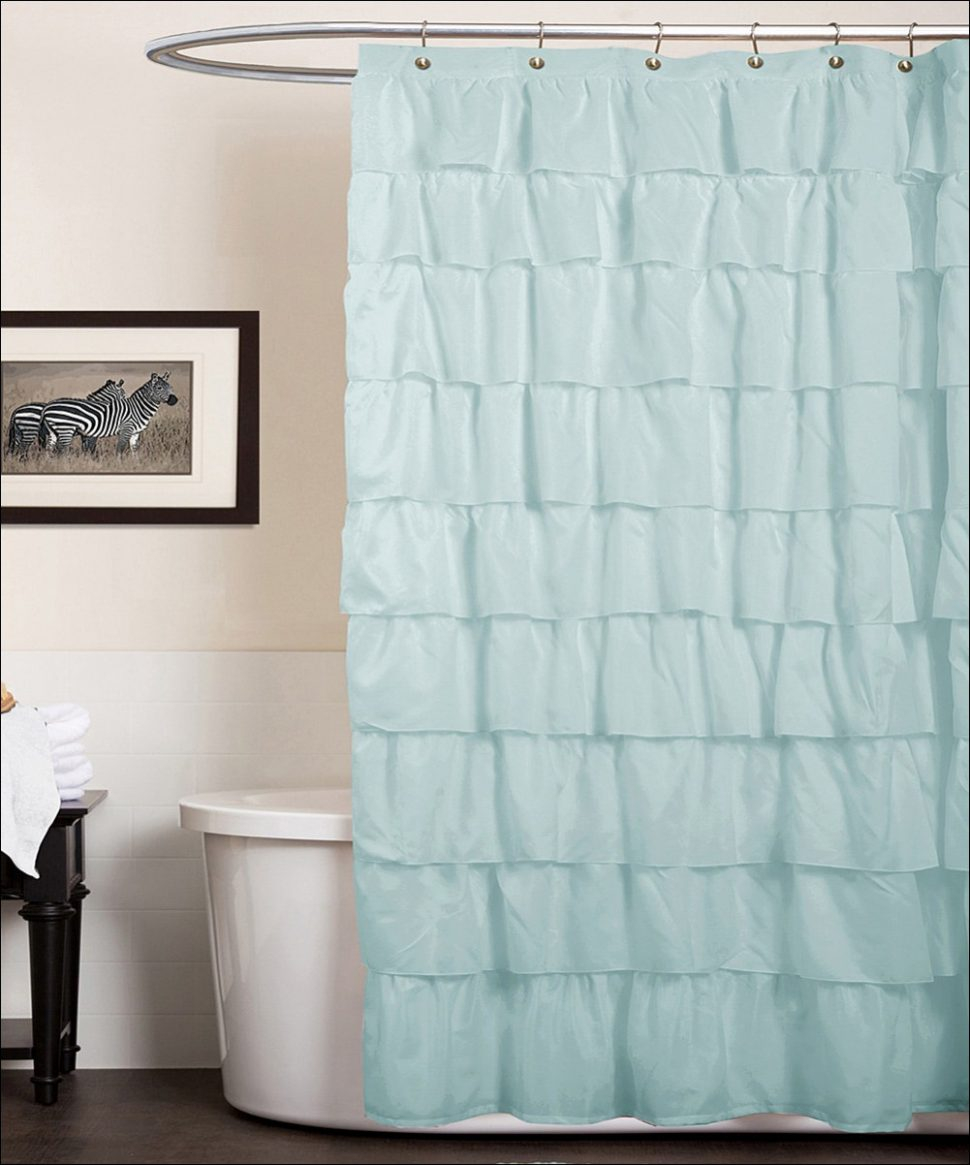 Bathroom Fabulous Camper Shower Curtain Nylon Throughout Sizing 970 X 1165