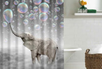 Bathroom Personalized Shower Curtain For Bathroom Decorating in size 1001 X 1001