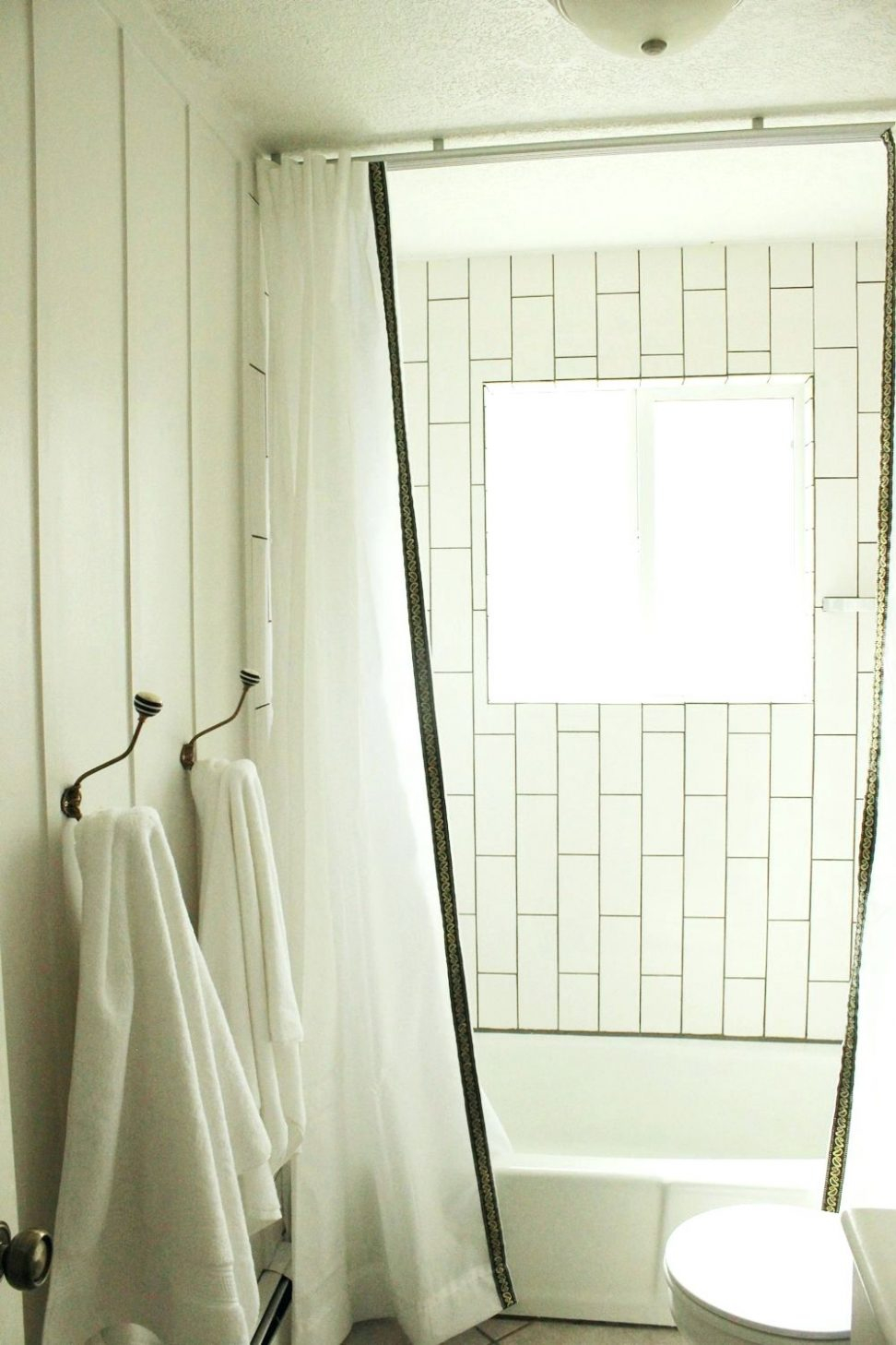 Shower Curtain Size For Garden Tub • Shower Curtains Ideas