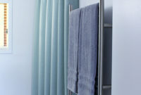 Bathroom Update Ceiling Mounted Shower Curtain Rod Turquoise in size 1000 X 1500