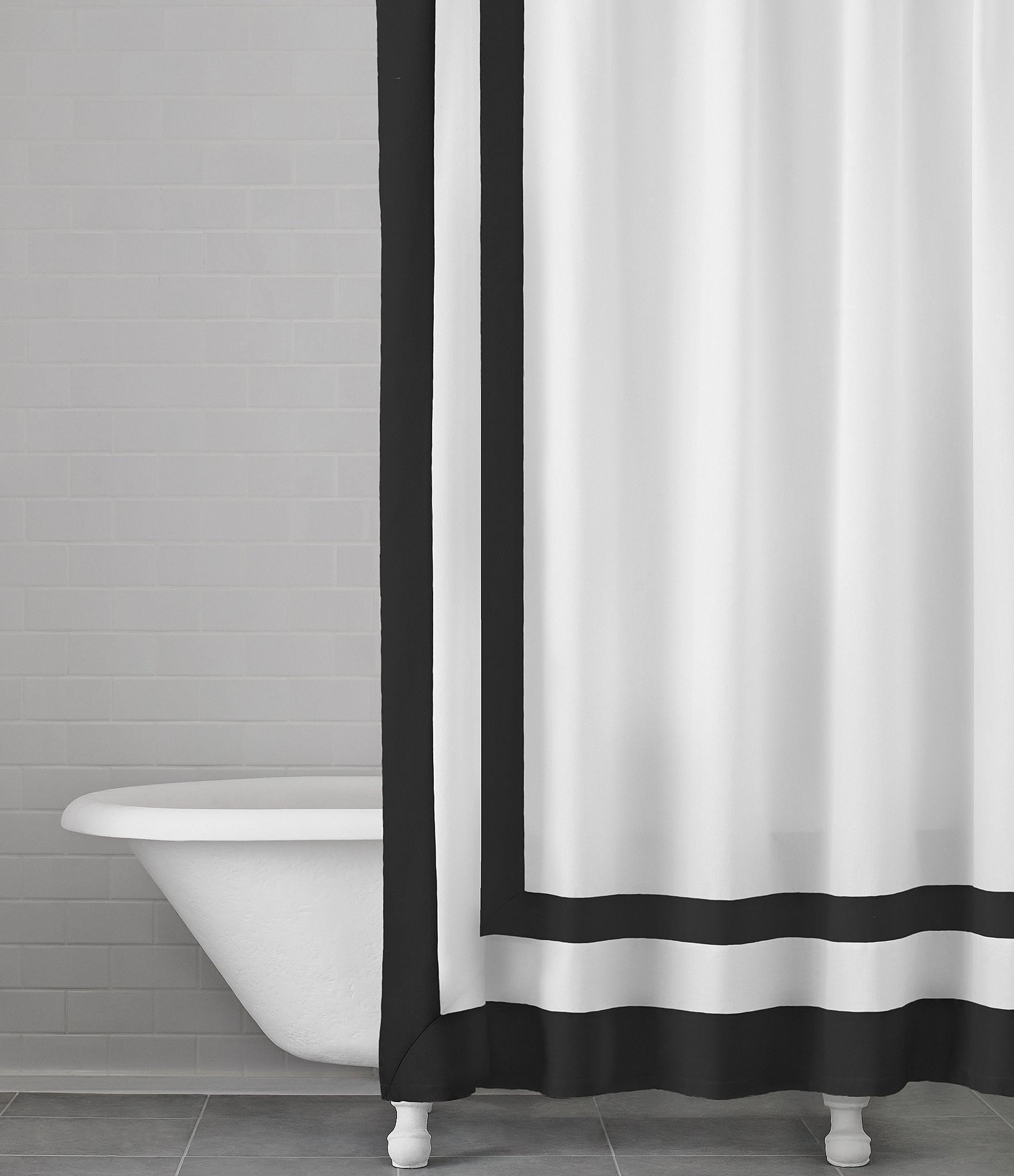 Black Leather Shower Curtain Within Proportions 1760 X 2040
