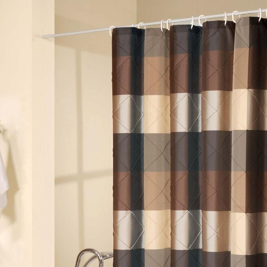 and modern traditional curtain two blue stylish tones curtains striped white black shower