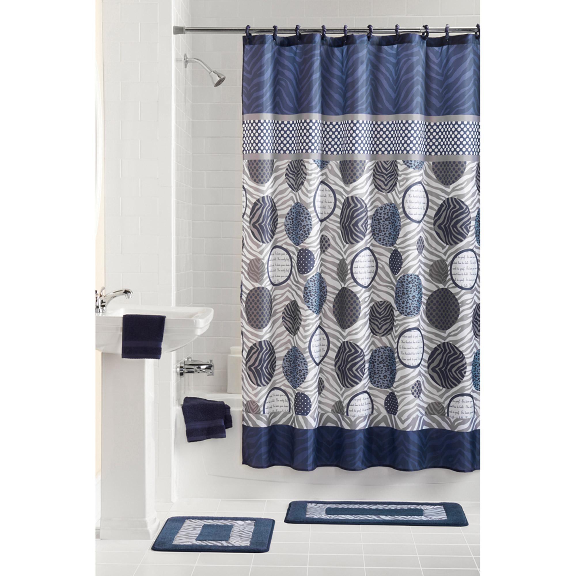 Gentil Bright Idea Bathroom Shower Curtain And Rug Sets With Rugs 43 With Regard  To Dimensions 2000