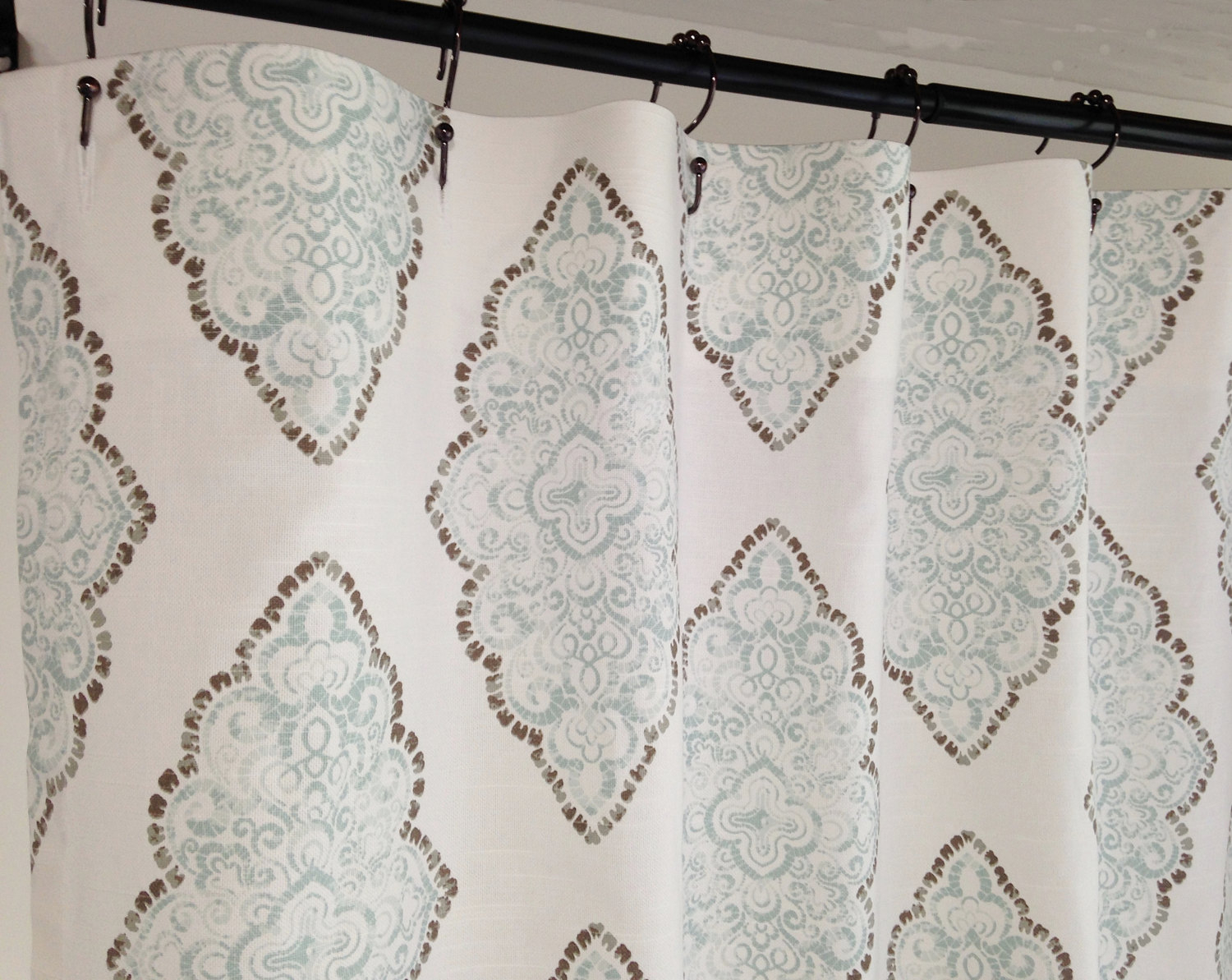Mint And Grey Shower Curtain. Captivating Grey And Tan Shower Curtain Ideas Best Inspiration throughout  measurements 1500 X 1193 Mint Gray Curtains