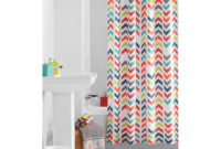 Chevron Shower Curtains within proportions 2000 X 2000