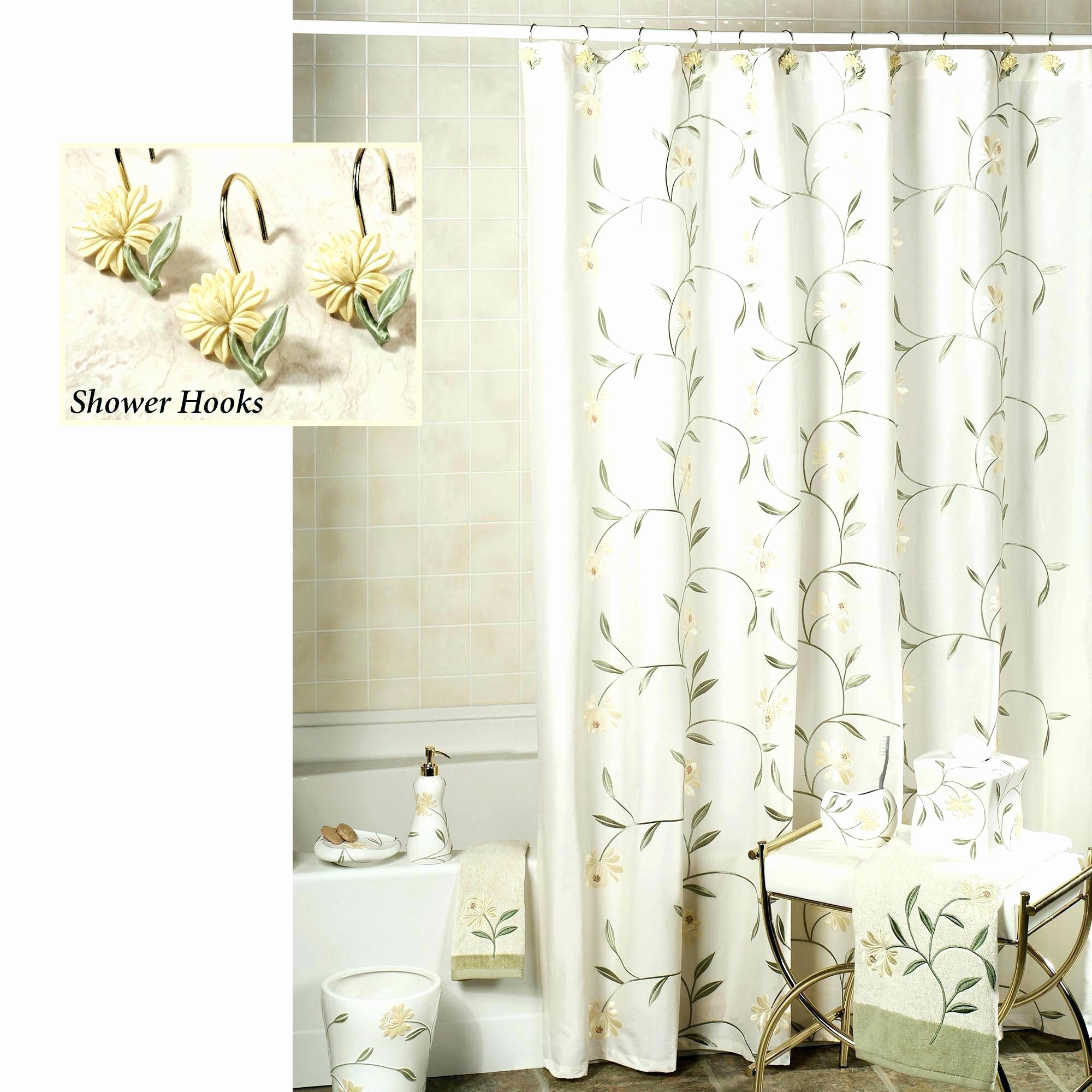 Cloth Shower Curtains Best Of Yellow Blue Green Fabric Shower with regard to size 2000 X 2000