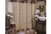 Country Rustic Curtains Primitive Bathroom Shower Curtain Gallery within proportions 1200 X 1200