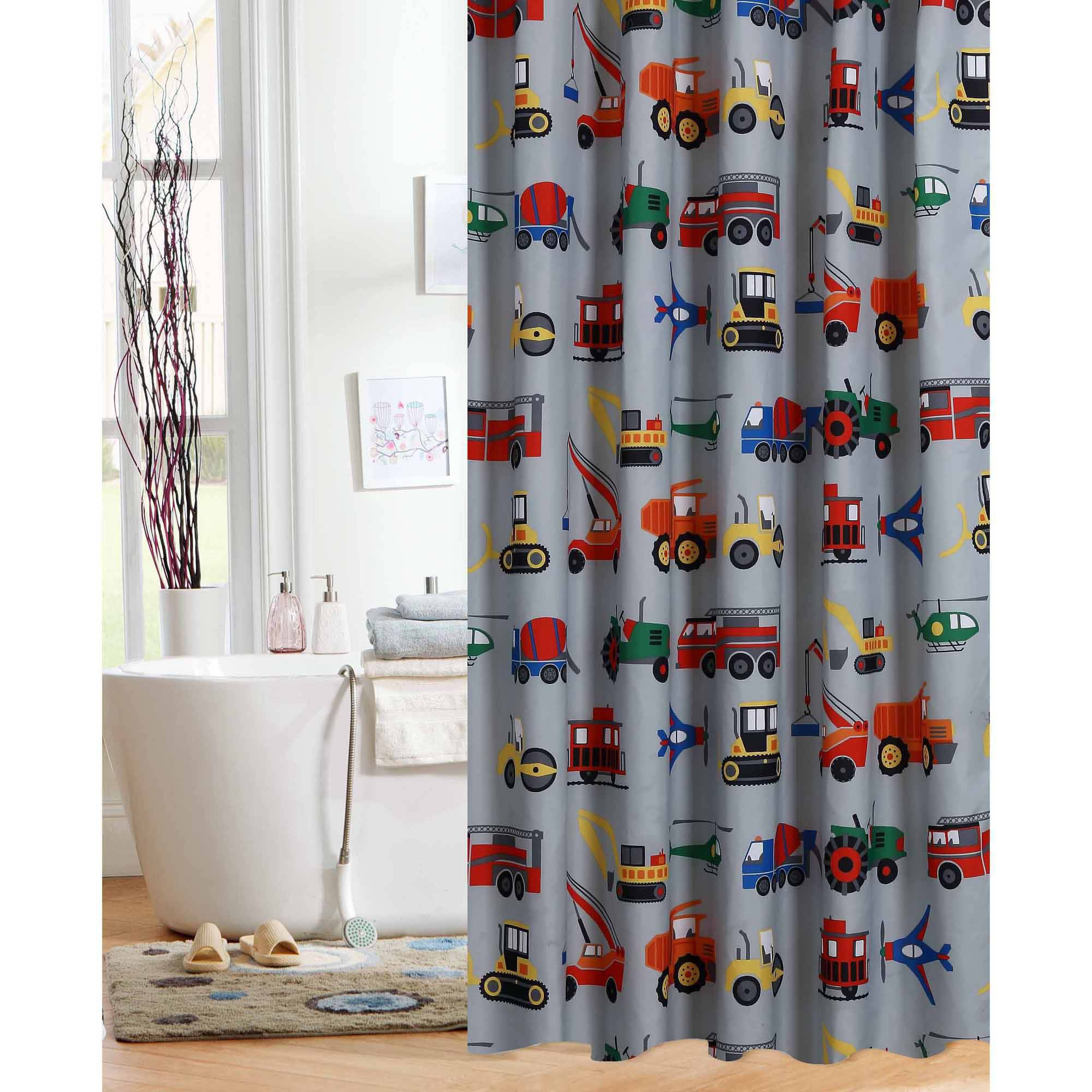 Creative Bath Rainbow Fish Shower Curtain Multi Color Walmart Pertaining To Measurements 2000 X