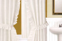 Curtain Bath Outlet Better Home Double Swag Shower Curtain And in size 1000 X 1259