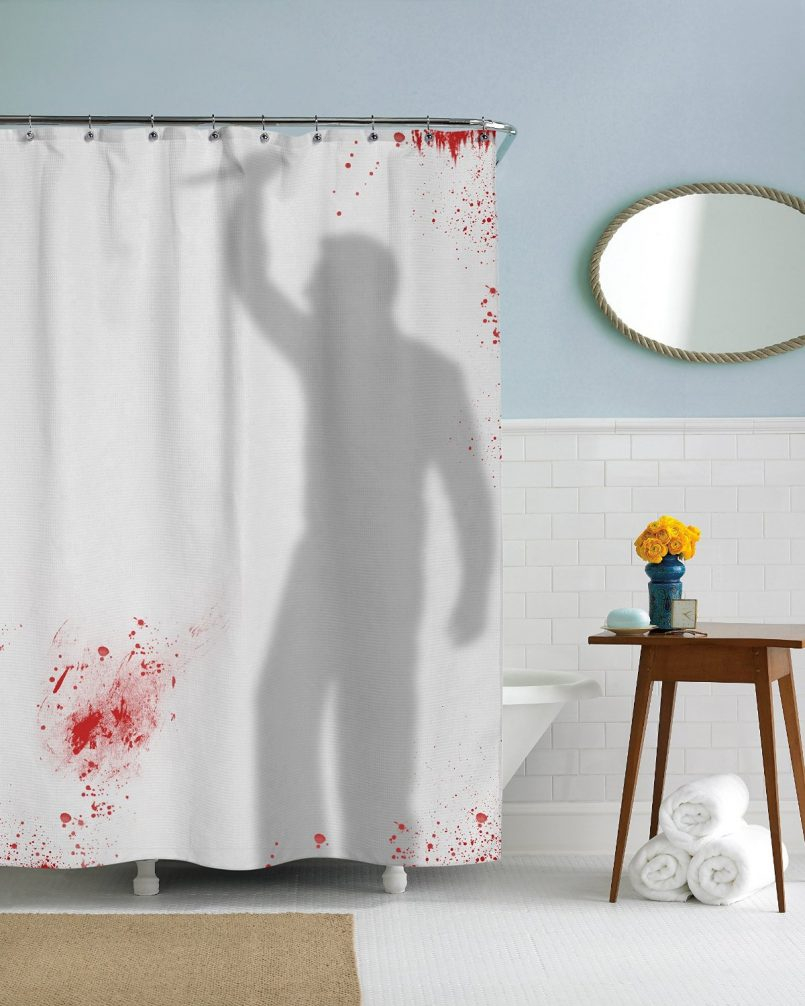 Curtain Style White Linen Shower Curtain Shower Curtains Narrow with proportions 805 X 1006