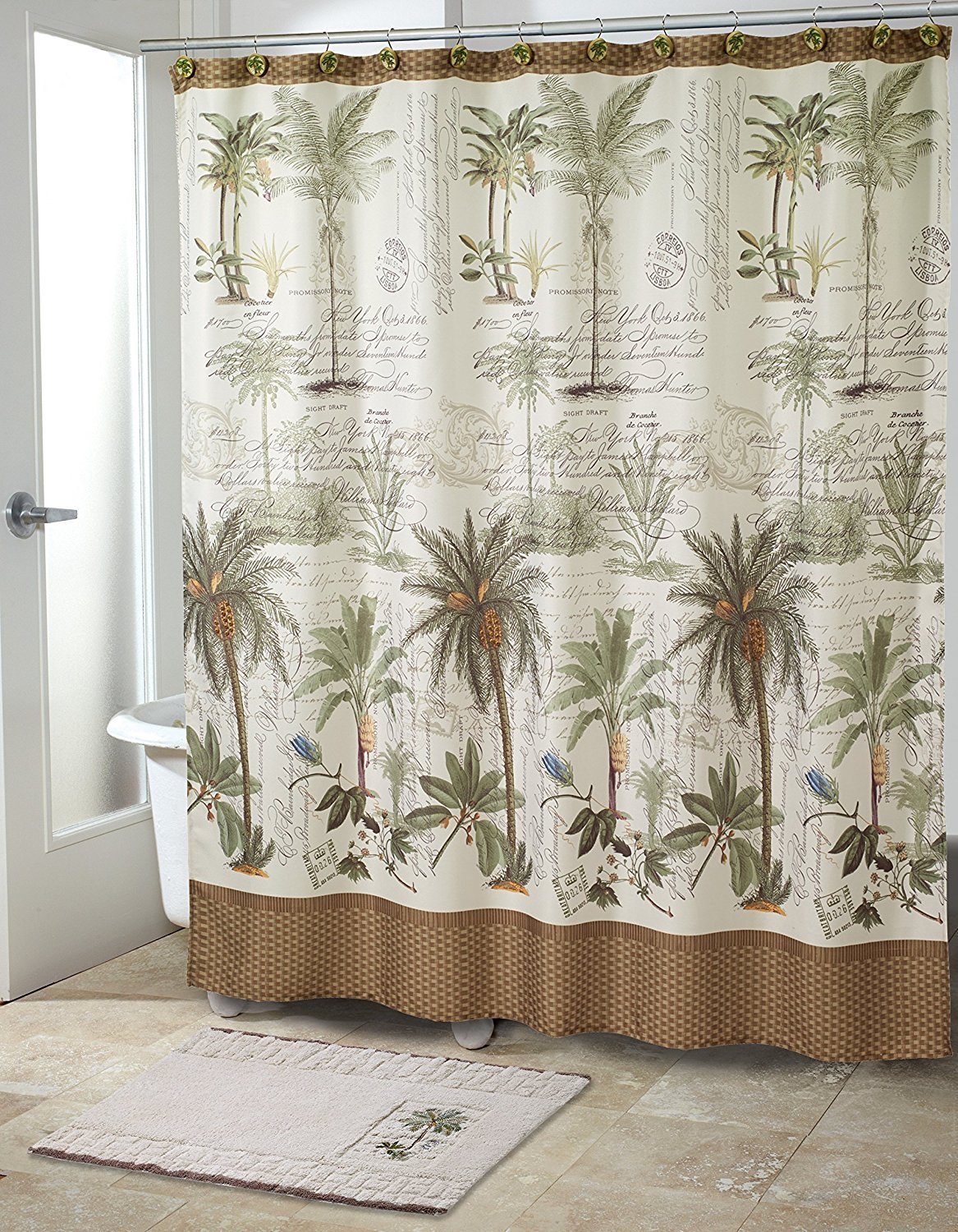 Curtain Tommy Bahama Shower Curtain For Beauty Bathroom regarding proportions 1167 X 1500