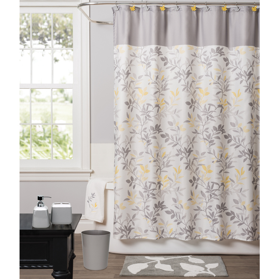 Yellow And Brown Shower Curtain Like This Item White Yellow And ...