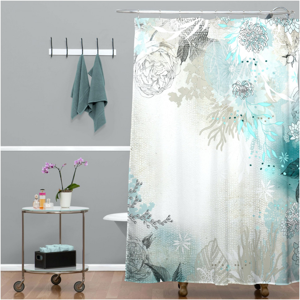 Mint And Grey Shower Curtain. Curtains Drapes Wonderful Gray Shower Curtain Fresh within proportions 970  X Mint And Ideas