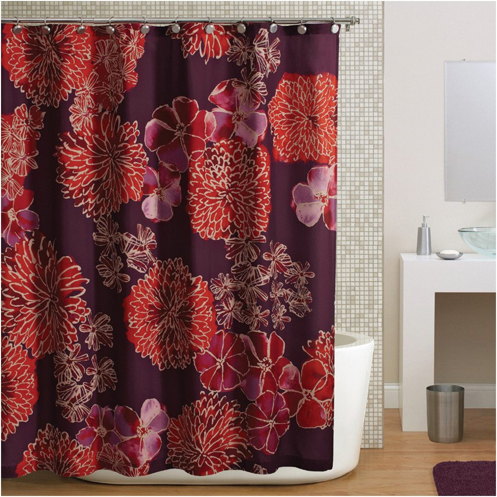 Curtains Drapes Wonderful Lush Shower Curtain Excellent for dimensions 970 X 970