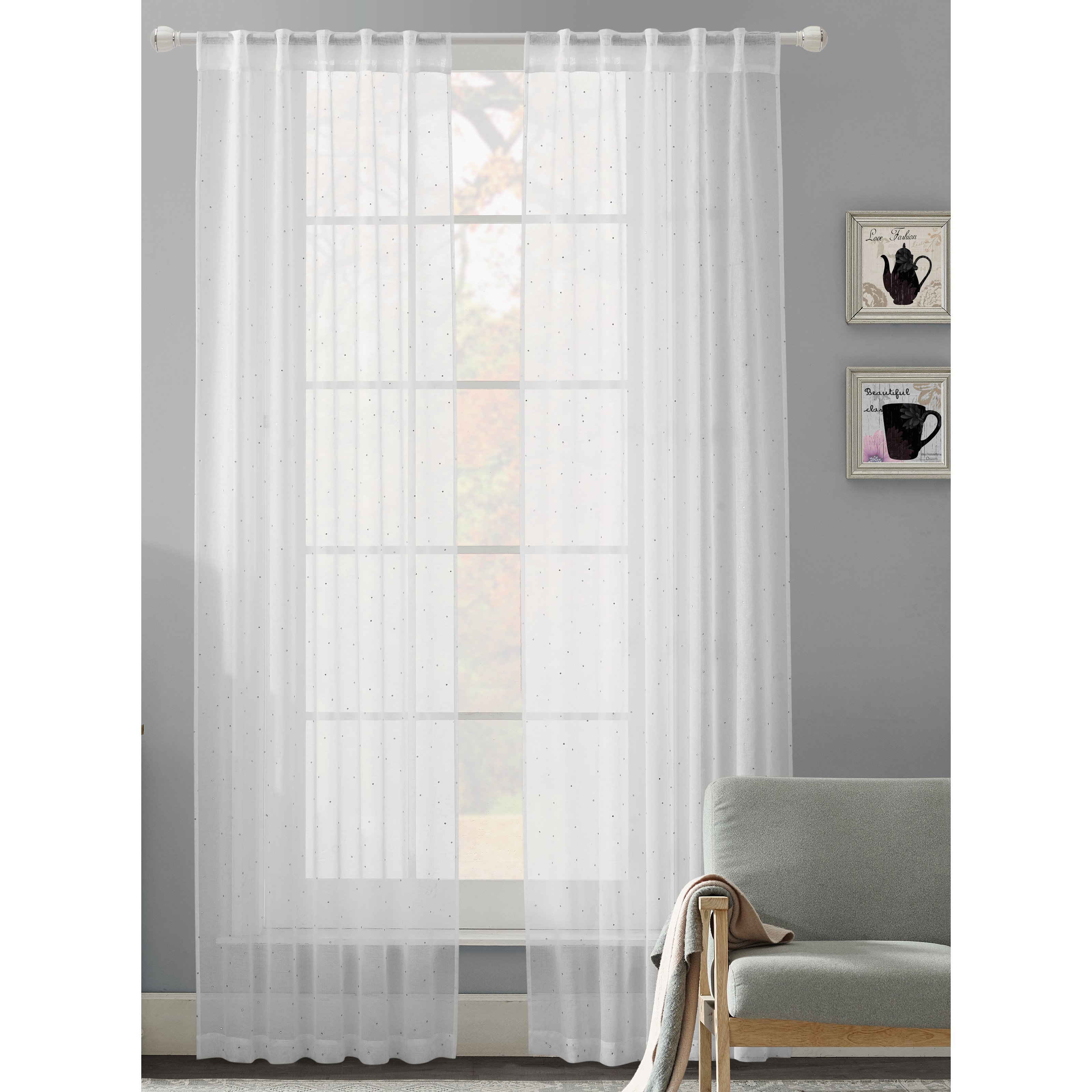 Dainty Home Window Curtains Hayneedle within sizing 3200 X 3200