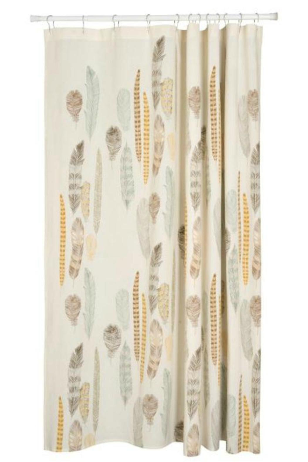Danica Studio Quill Shower Curtain From Tennessee The Market On Throughout Size 1050 X 1575