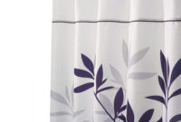Debonair Black Graphic Design Nature For Pattern Shower Curtains for proportions 1000 X 1000