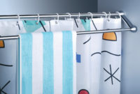 Double Bar Rod For A Shower Curtain Useful Reviews Of Shower intended for sizing 1482 X 958