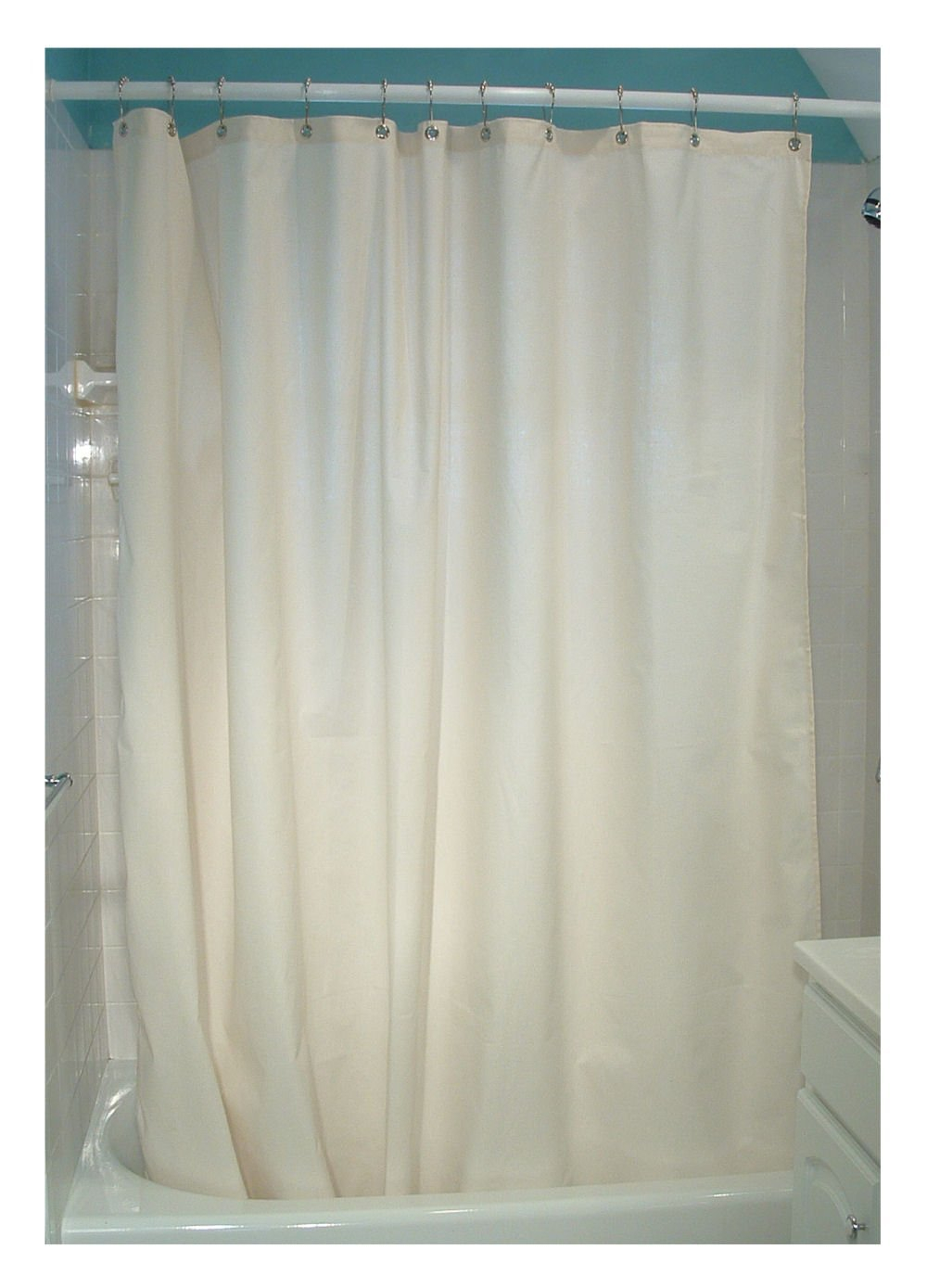Earth Friendly Shower Curtains Organic Cotton Throughout Size 1000 X 1389