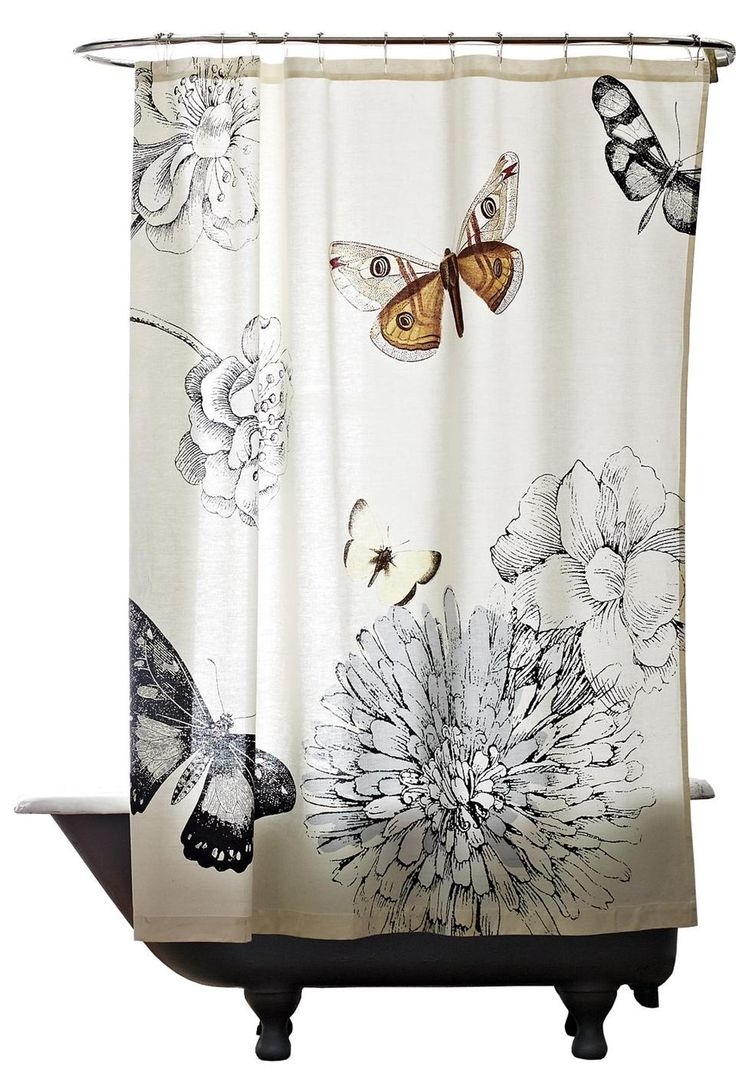 Eiffel Tower Shower Curtain Rings Shower Curtain Design within size 736 X 1077