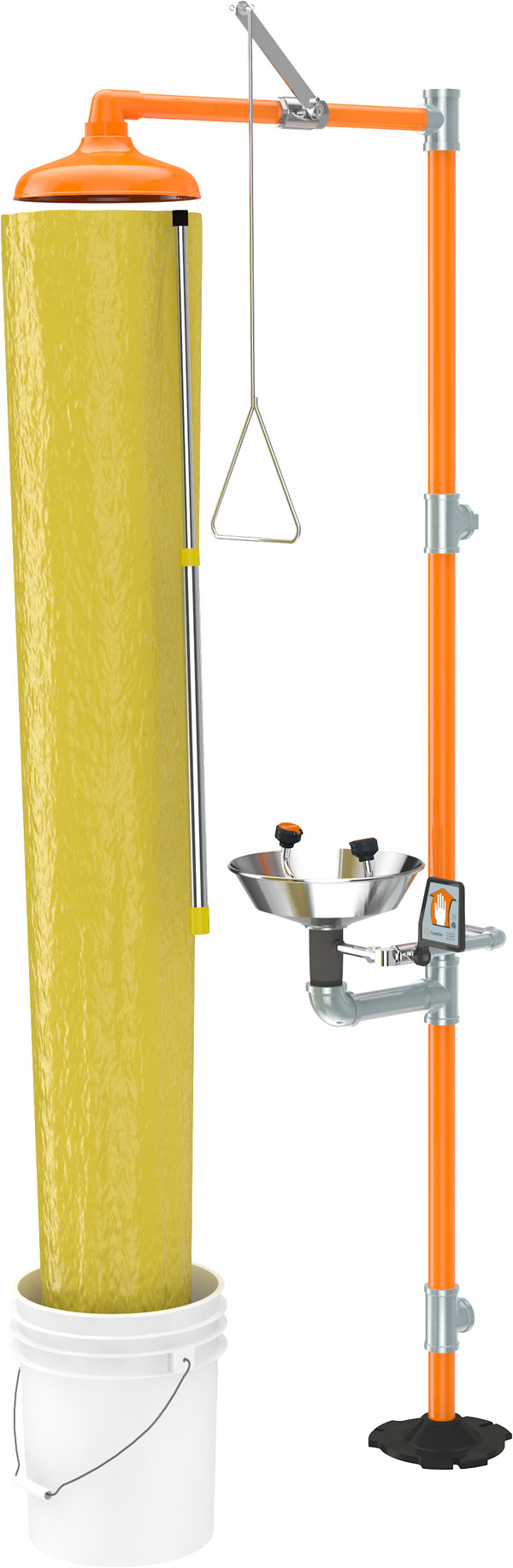 Emergency Eye Wash And Shower Equipment Guardian Equipment with regard to measurements 600 X 1834