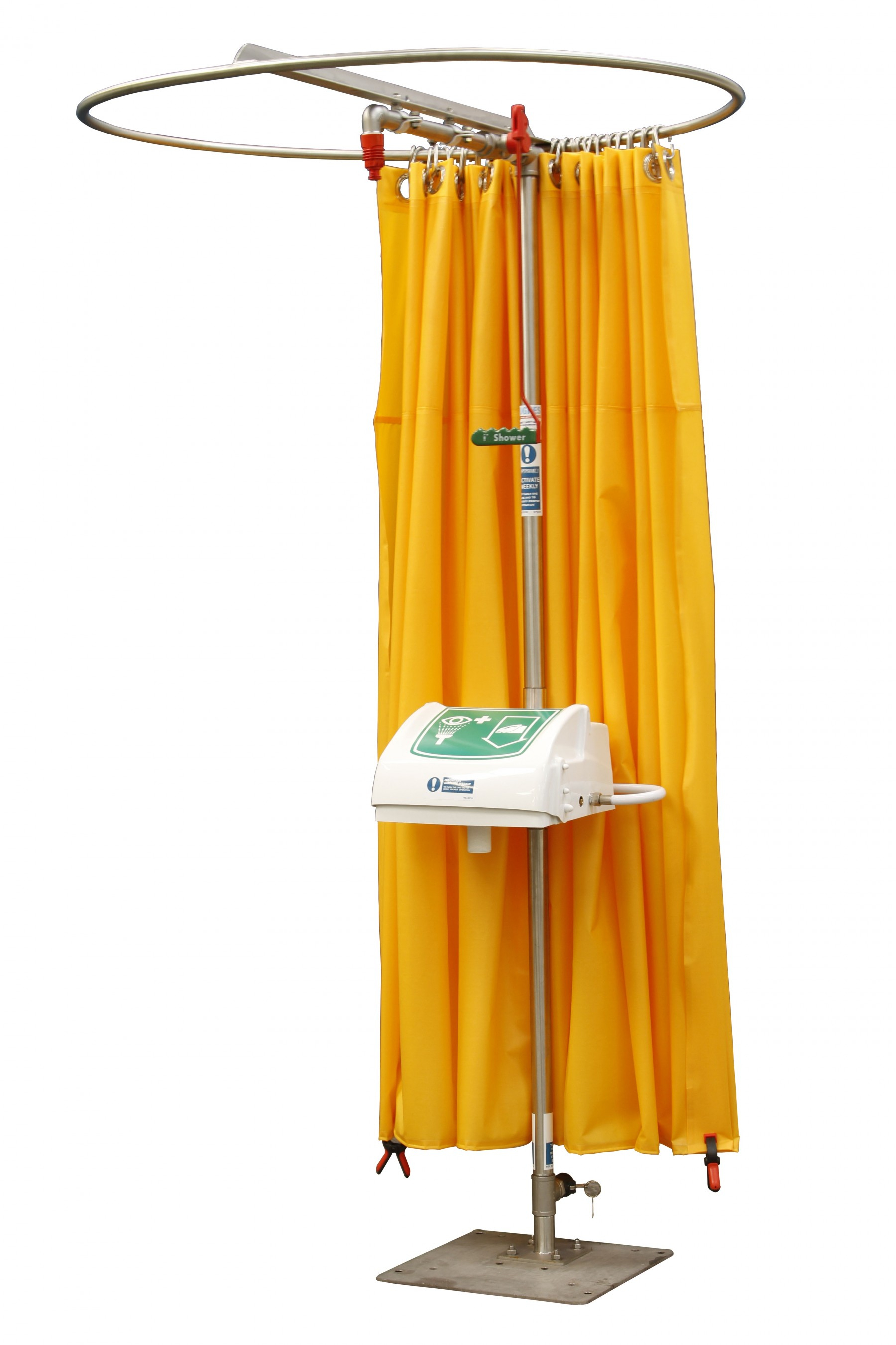Emergency Shower Test Curtain Shower Curtains Design within size 1800 X 2700
