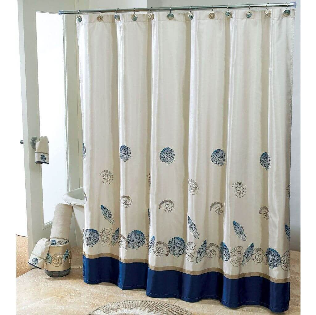 Entertainment Center Nautical Shower Curtain Hooks 4 Nautical regarding measurements 1024 X 1019