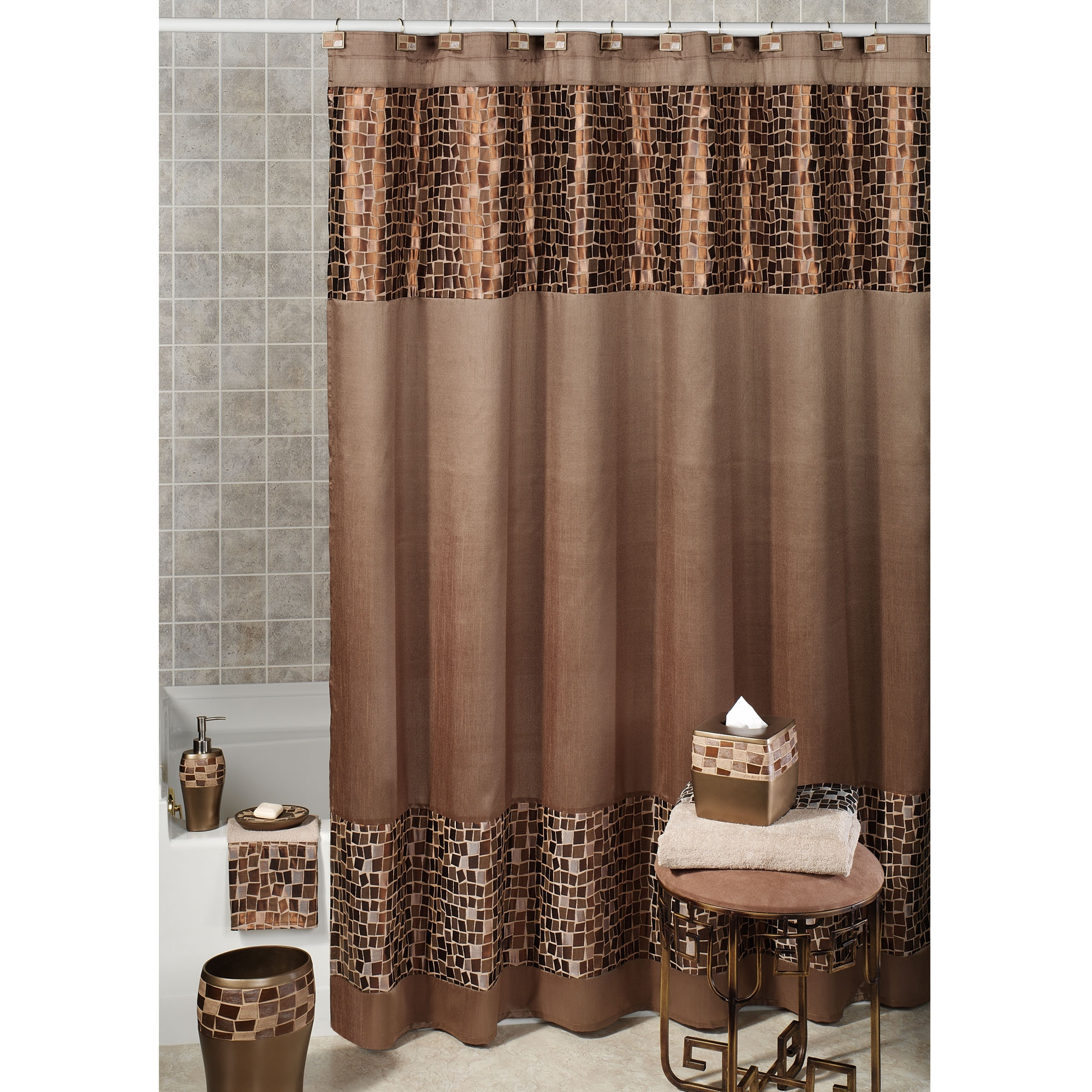 Extra Large Shower Curtain Rings • Shower Curtains Ideas