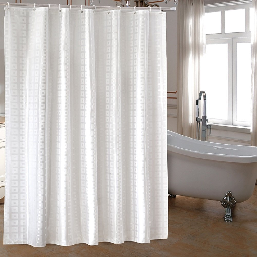 Extra Long Shower Curtain 72 X 96 Shower Curtain Ideas pertaining to dimensions 1000 X 1000
