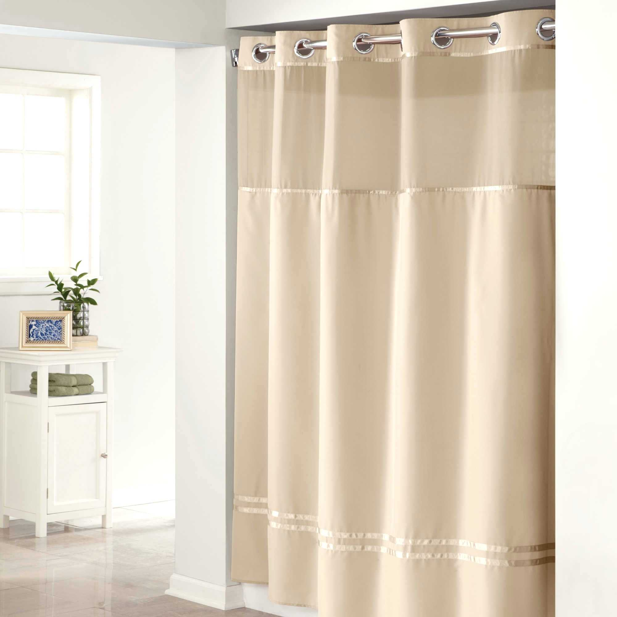 Extra Long Clear Shower Curtain Liner • Shower Curtains Ideas