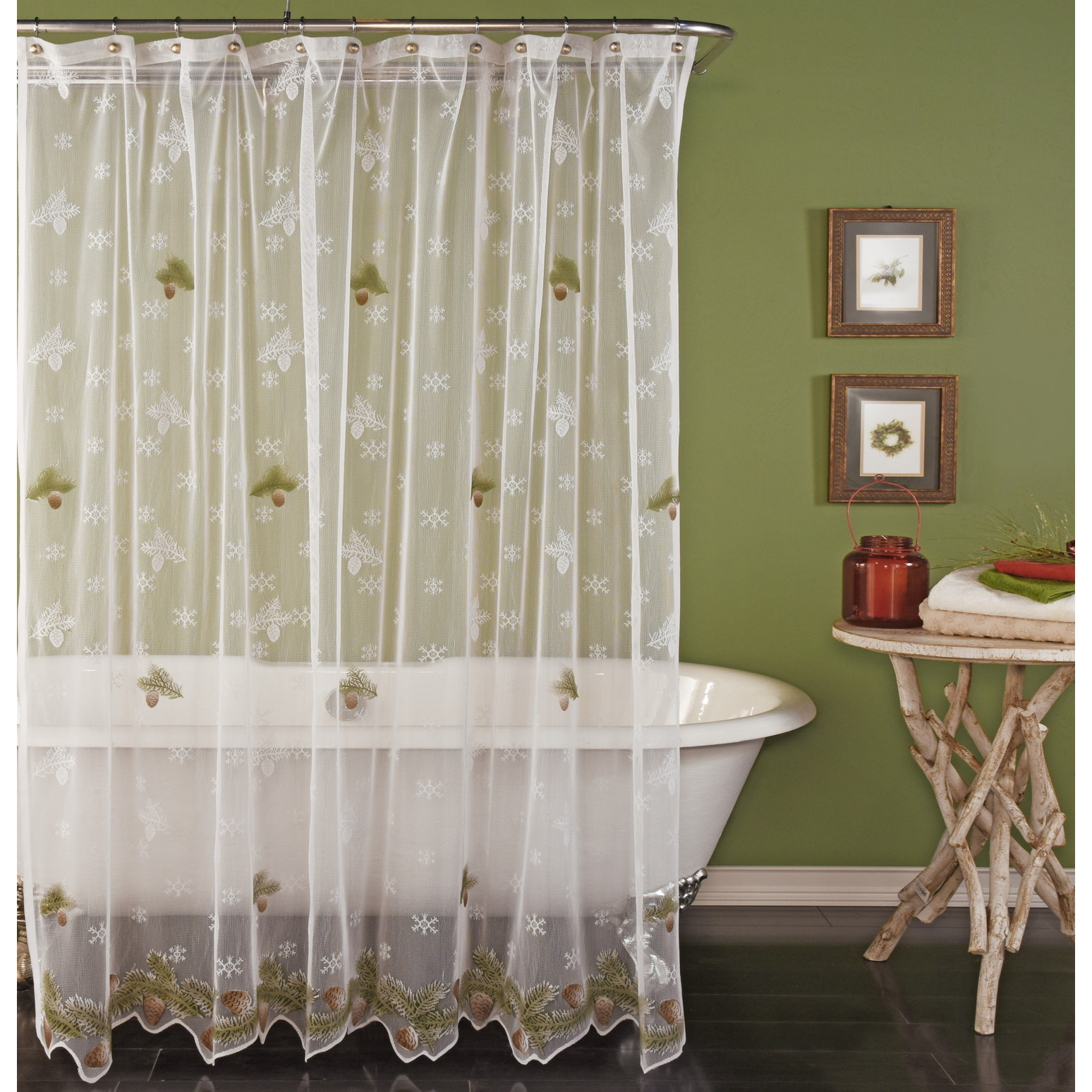 Fabric Shower Curtains Vibrant Fabric Bath Curtains Altmeyers intended for sizing 1548 X 1548