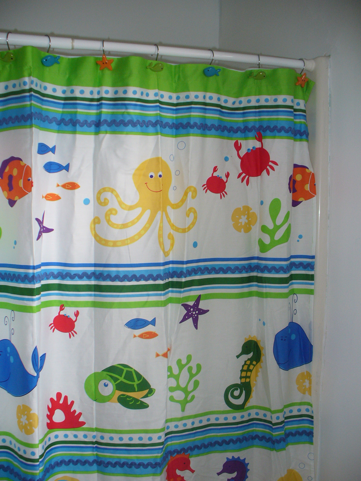 Childrens Shower Curtain Sets Curtains Ideas