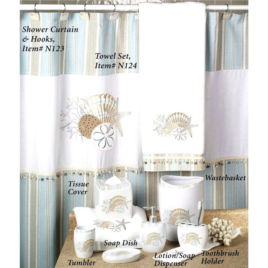 Fanciful Curtains Lighthouse Bathroom Accessories Ideas Shower within sizing 942 X 942