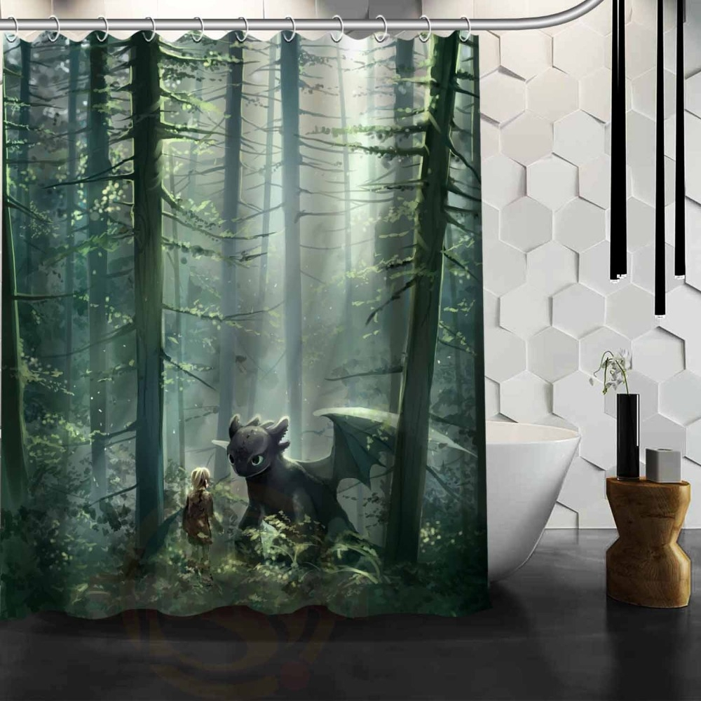 Fantastic Train Shower Curtain Pictures Inspiration Bathtub For with regard to measurements 1000 X 1000