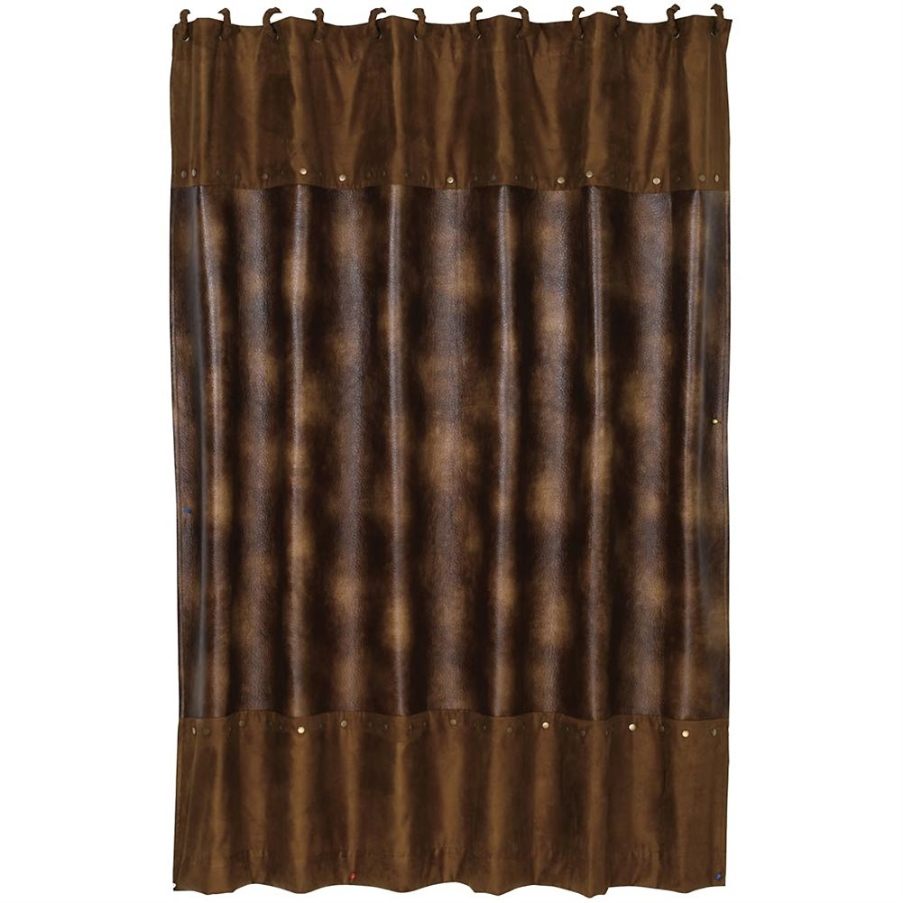 Faux Suede Shower Curtain Taupe Shower Curtain throughout sizing 1001 X 1001