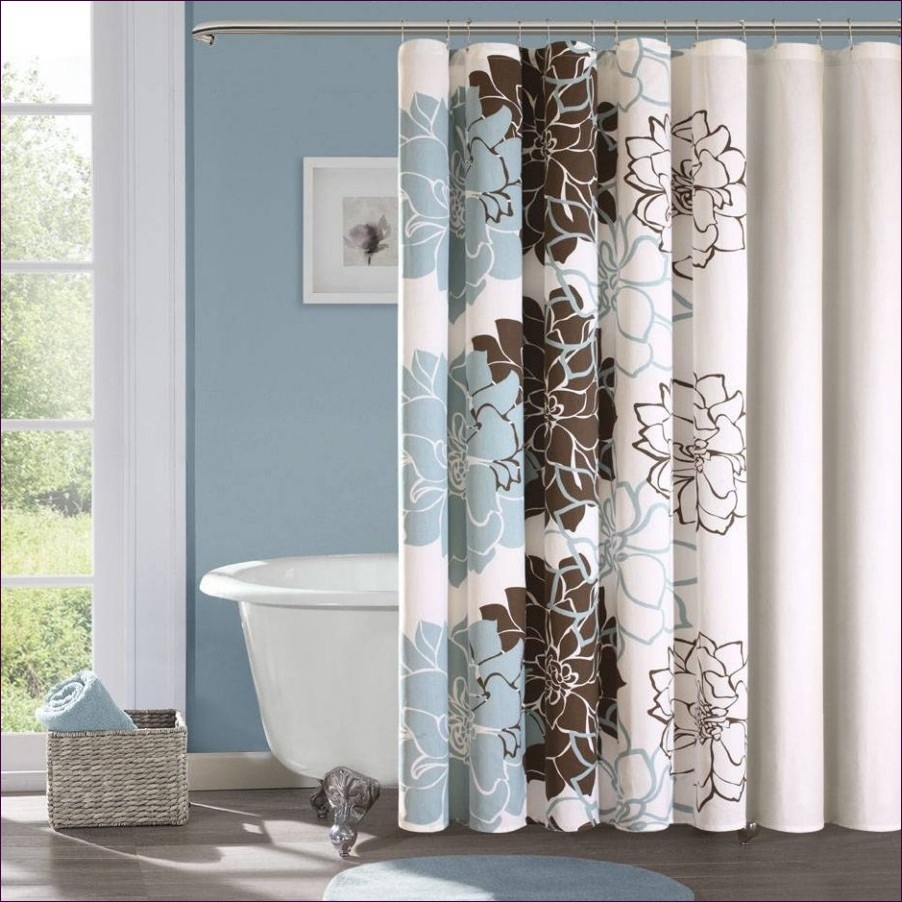 Fine Fern Shower Curtain Pictures Inspiration Bathtub For inside size 902 X 902