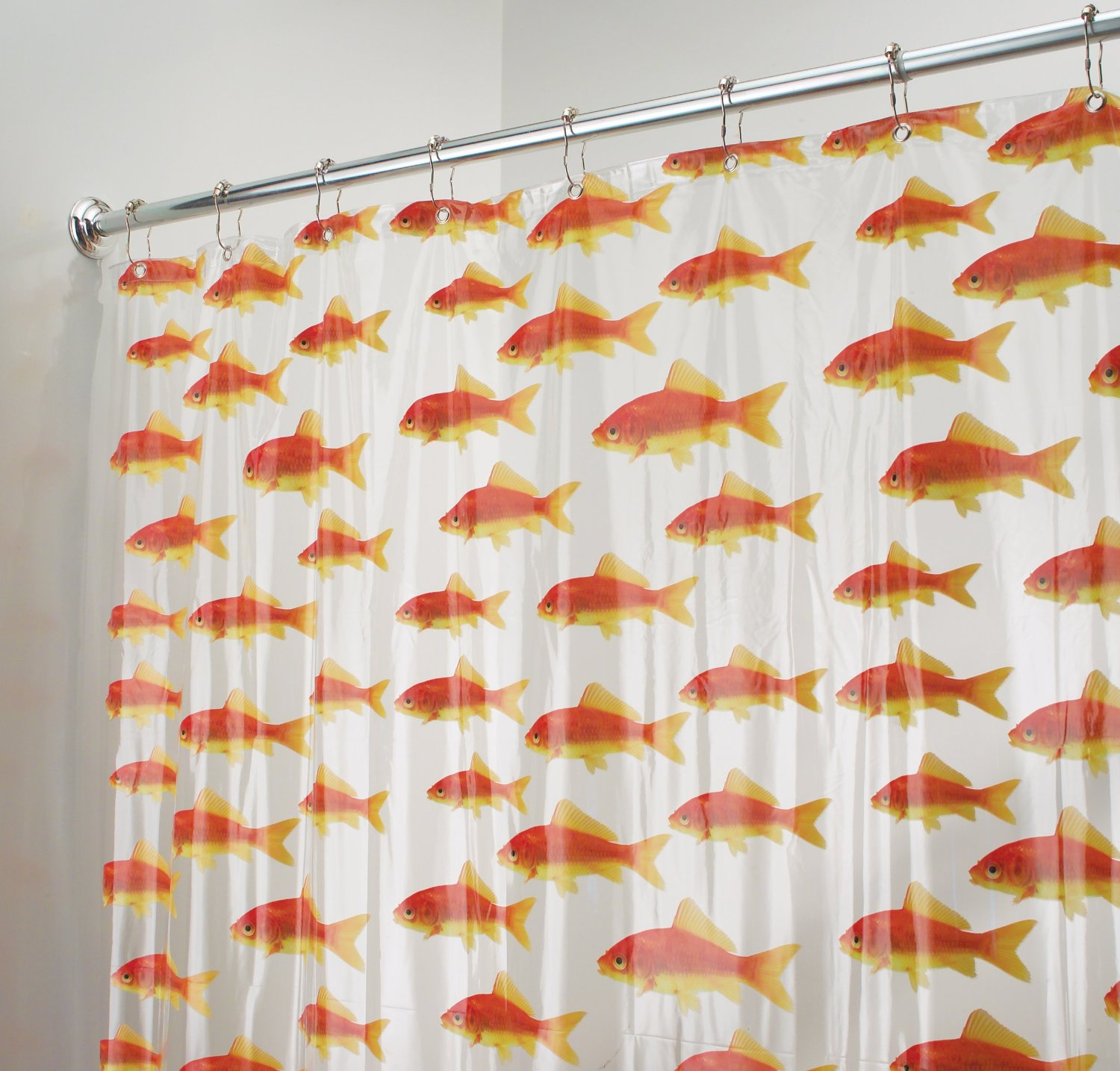 Fish Shower Curtain Walmart Home Design Ideas As Material Is Regarding Sizing 1500 X 1435