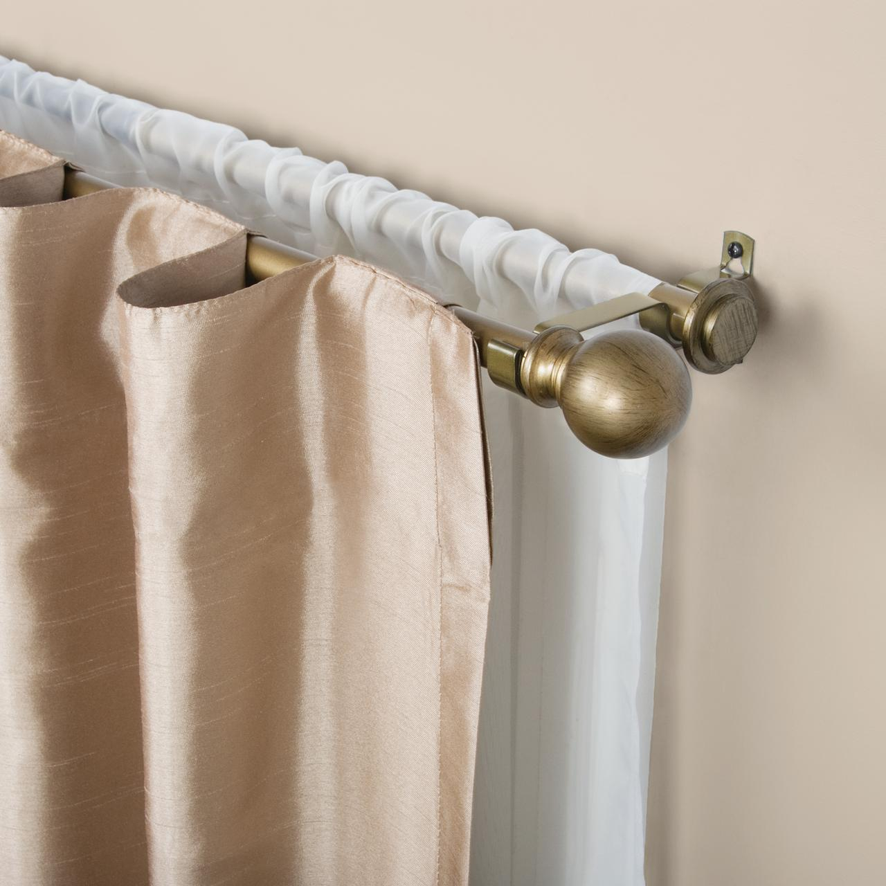 Fixed Shower Curtain Rod Bronze Contemporary Permanent Mount Regarding Sizing 1280 X