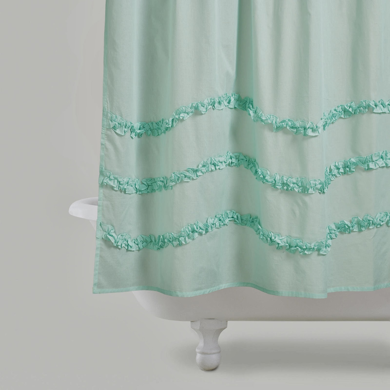 Flamenco Shower Curtain Aqua Shower Curtain Ideas regarding proportions 1600 X 1600