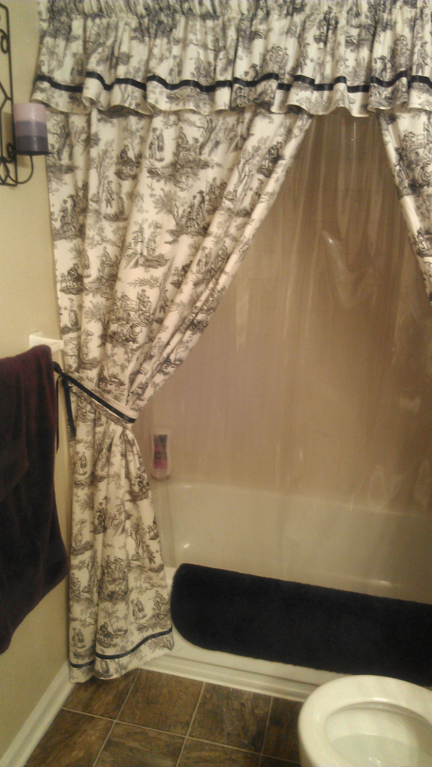 shower com with curtains purple floral tfofw valance luxury fancy