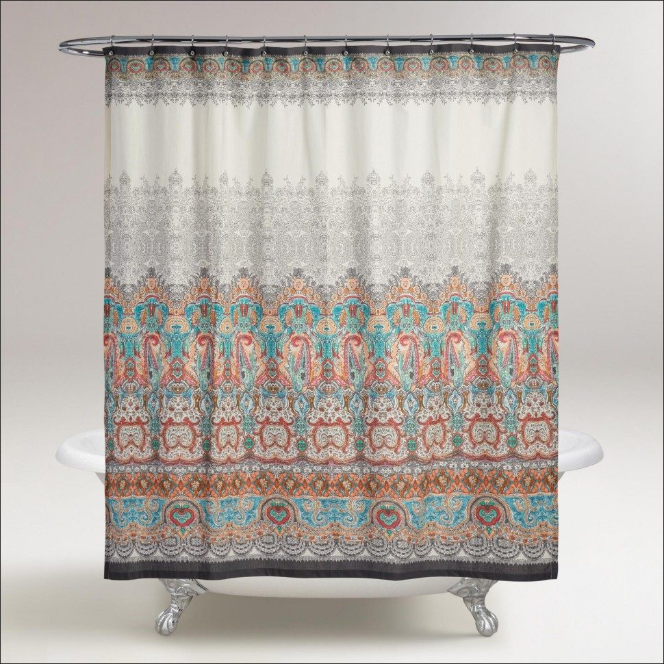 Furniture Magnificent Shower Curtains At Kohls Beautiful With Proportions 970 X