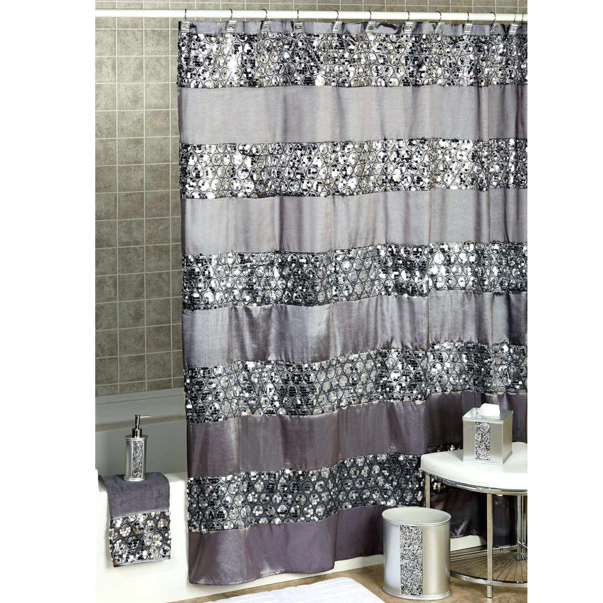 silver and gold shower curtain. Glitter Shower Curtain Anthropologie Curtains Ideas Glamorous Silver And Gold Contemporary  Exterior
