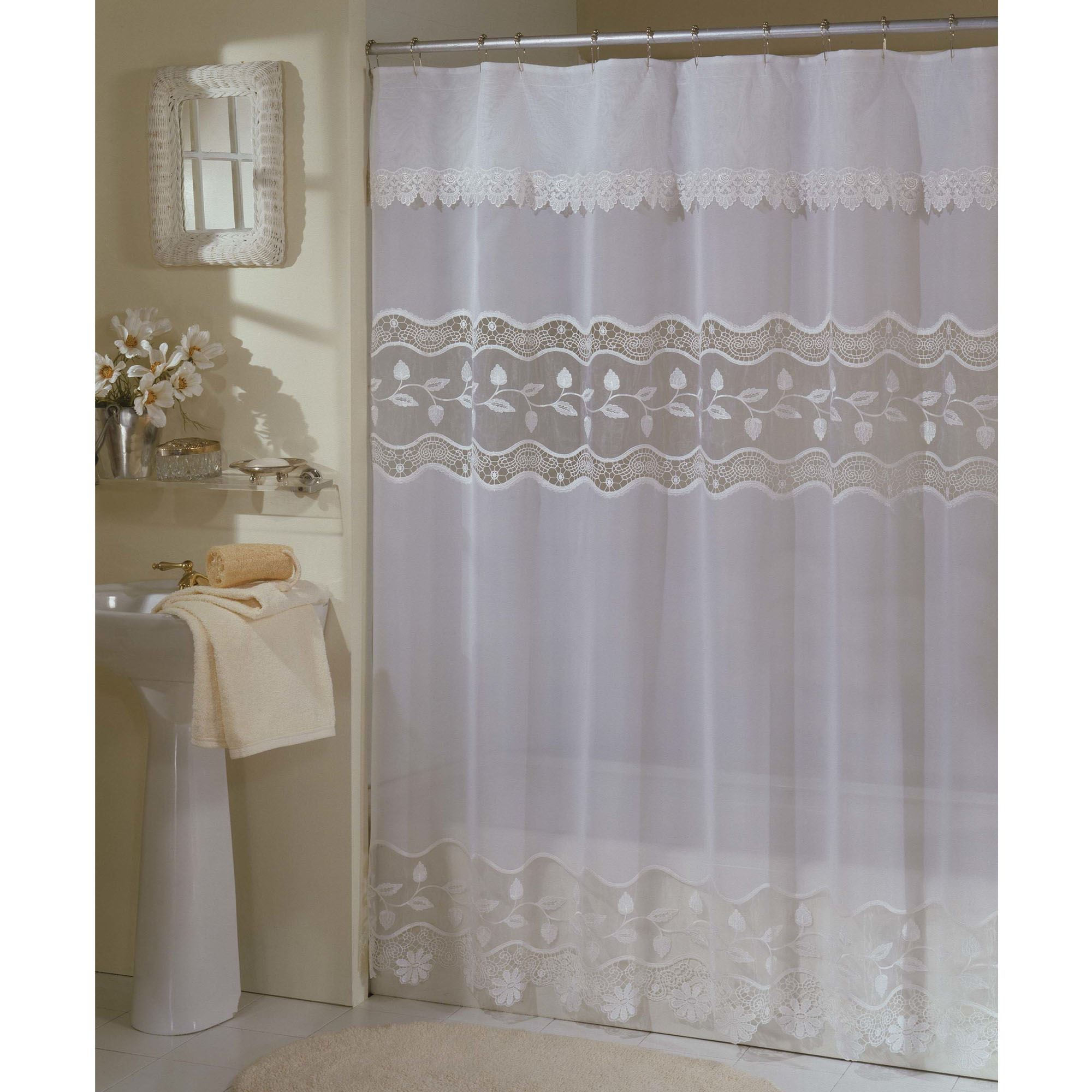 Home Design Bathroom Luxury Shower Curtains With Romantic Luxury Throughout  Sizing 2000 X 2000