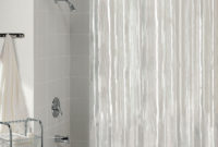Hookless Clear Shower Curtain Liner Shower Curtains Design pertaining to measurements 1500 X 1500